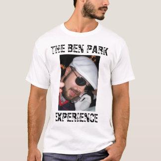 La experiencia del parque de Ben Camiseta