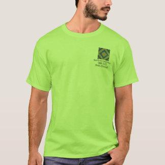 La fabricación agita la camiseta unisex -