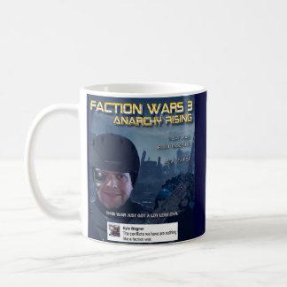 La facción guerrea taza de café
