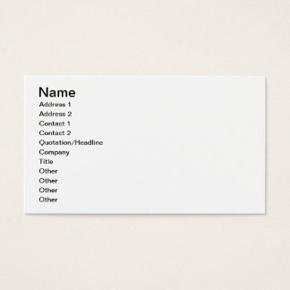 La familia del artista (aceite en lona) 2 tarjeta de negocios