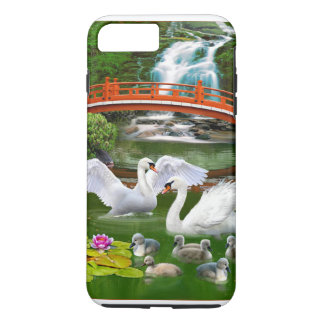 LA FAMILIA DEL CISNE FUNDA iPhone 7 PLUS
