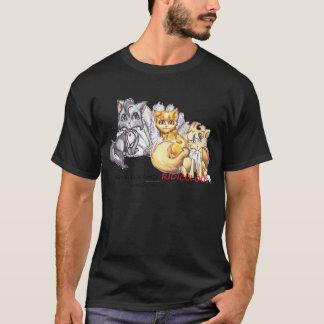 la familia ridícula camiseta
