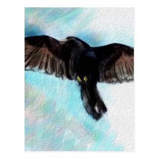 La fe es un cuervo postal