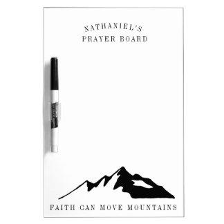 La fe puede mover al tablero personalizado las