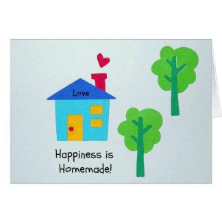 ¡La felicidad es hecha en casa Tarjeton