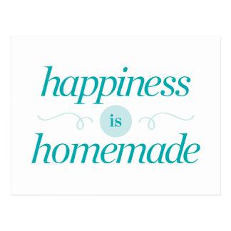 La felicidad es hecha en casa postal