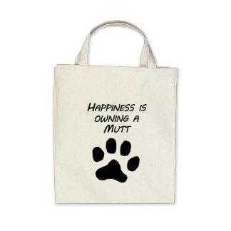 La felicidad está poseyendo un Mutt