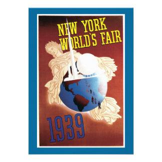 La feria de mundo de Nueva York 1939