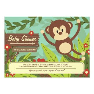La fiesta de bienvenida al bebé de las estupideces comunicados personalizados