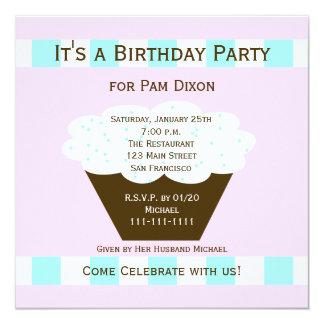 La fiesta de cumpleaños adulta invita -- Magdalena Comunicado
