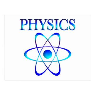 La física postales