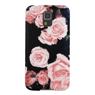 La flor Samsung encajona Funda Para Galaxy S5