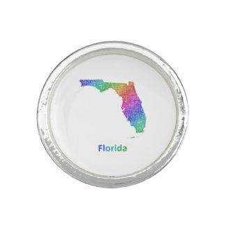 La Florida Anillo Con Foto