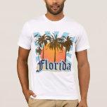 La Florida el estado del sol los E.E.U.U. Camiseta