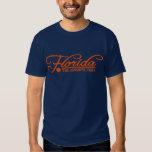 La Florida (estado el mío) Camisetas