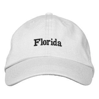 La Florida Gorra Bordada