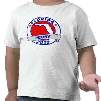 La Florida Rick Perry Camiseta