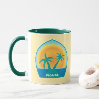 La Florida - taza del Palm Beach