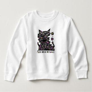 "La ""fortuna engaña"" la camiseta del niño"
