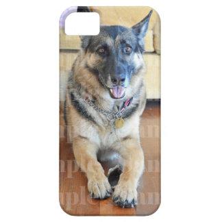 La foto del mascota persigue gatos PERSONALIZA iPhone 5 Case-Mate Cárcasa