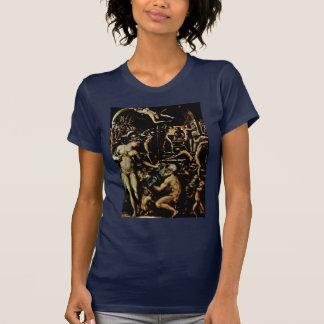 La fragua de Vulcan de Vasari Jorge Camisetas