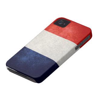 La Francia de Drapeau de Case-Mate iPhone 4 Cobertura