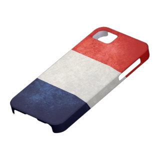 La Francia de Drapeau de iPhone 5 Case-Mate Cobertura