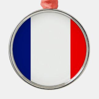 La Francia de Vive Adorno Redondo Plateado