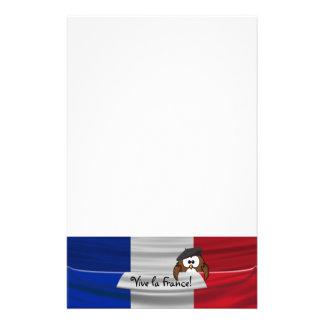 ¡La Francia de Vive! Papelería De Diseño