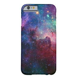 La galaxia de la nebulosa protagoniza el caso del funda de iPhone 6 barely there