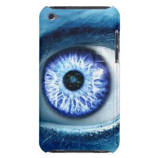 La galaxia S3, ambiente de Samsung observa el caso Funda Para iPod De Case-Mate