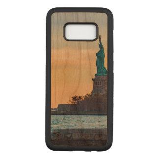 La galaxia S8 de Samsung de la libertad adelgaza Funda Para Samsung Galaxy S8 De Carved