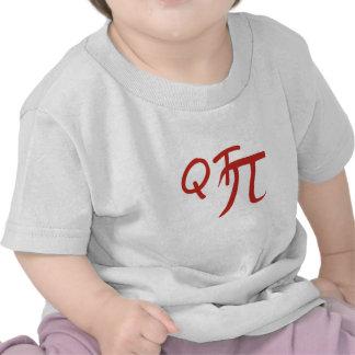 La gama de la empanada de Cutie Camiseta