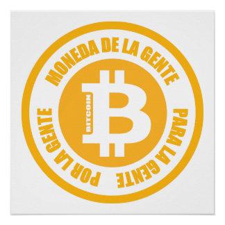La Gente de Bitcoin Moneda De La Gente Para Gente