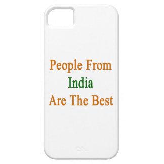 La gente de la India es el mejor iPhone 5 Funda