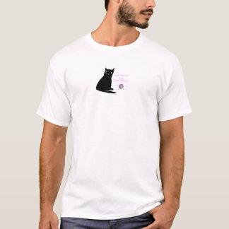 La gente del gato es gente fresca camiseta