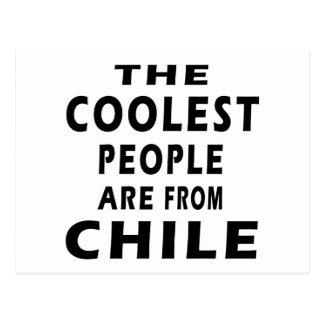La gente más fresca es de Chile Postal