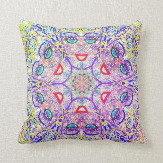 """La geometría sagrada """"puede poder"""" las almohadas"""