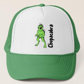 La gorra de béisbol de los hombres verdes de