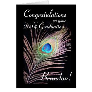 La graduación 2014 de Brandon