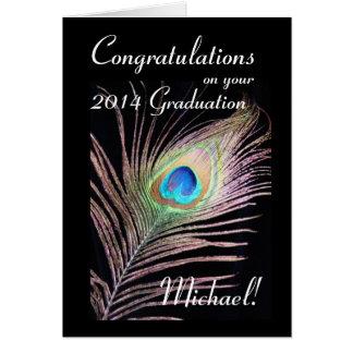 La graduación 2014 de Michael