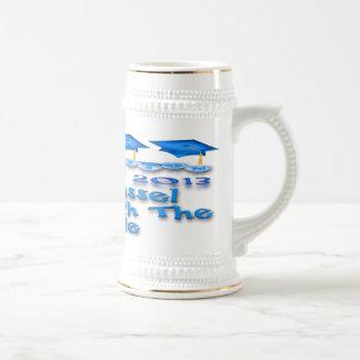 La graduación azul capsula a Stein Tazas De Café