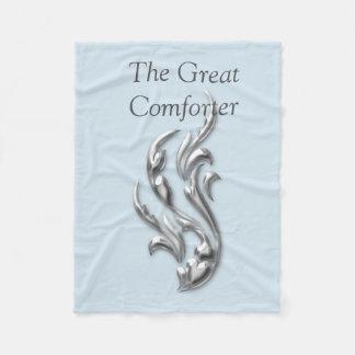 La gran manta del consolador