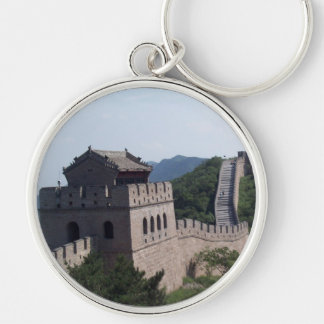 La Gran Muralla del llavero del recuerdo de China