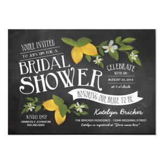 La granja para presentar la ducha nupcial de la invitación 12,7 x 17,8 cm