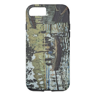 La Grenouillere de Claude Monet el   Funda iPhone 7