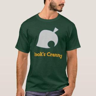 La grieta del escondrijo camiseta