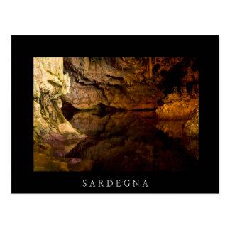 La gruta de Neptuno, postal negra de Cerdeña