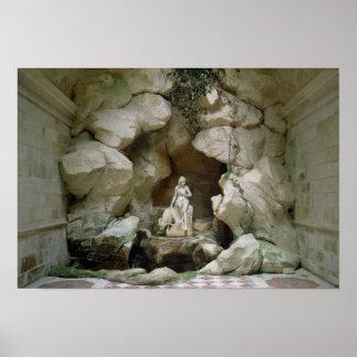La gruta del Laiterie de la Reine Impresiones