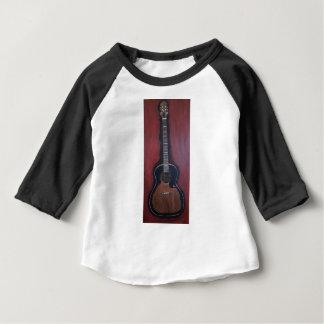 La guitarra de Ryan Camiseta De Bebé